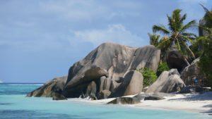 Anse Source D'Argent - Seychellen