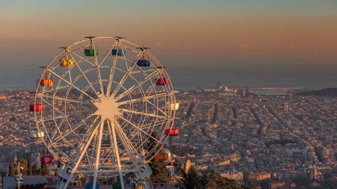 Kreuzfahrt nach Barcelona - der Kreuzfahrthafendes Mittelmeers