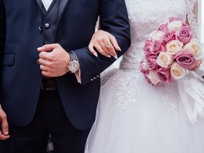 Die perfekte Hochzeit