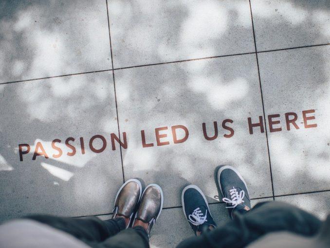 Leidenschaft: Wie Sie Ihre Passion finden