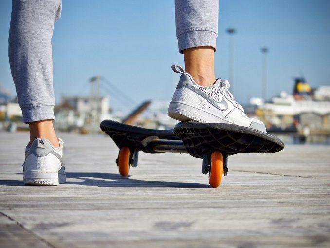 Wo Skateboard-Fahren richtig Spaß macht...