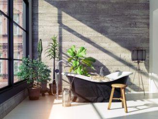 Wellness für zuhause - so wird das Badezimmer zur Wellnessoase